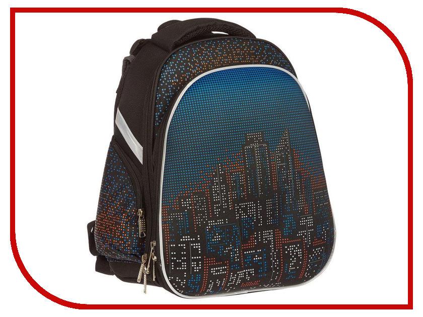 Рюкзак №1 School Город 678875 ozuko multi functional men backpack waterproof usb charge computer backpacks 15inch laptop bag creative student school bags 2018