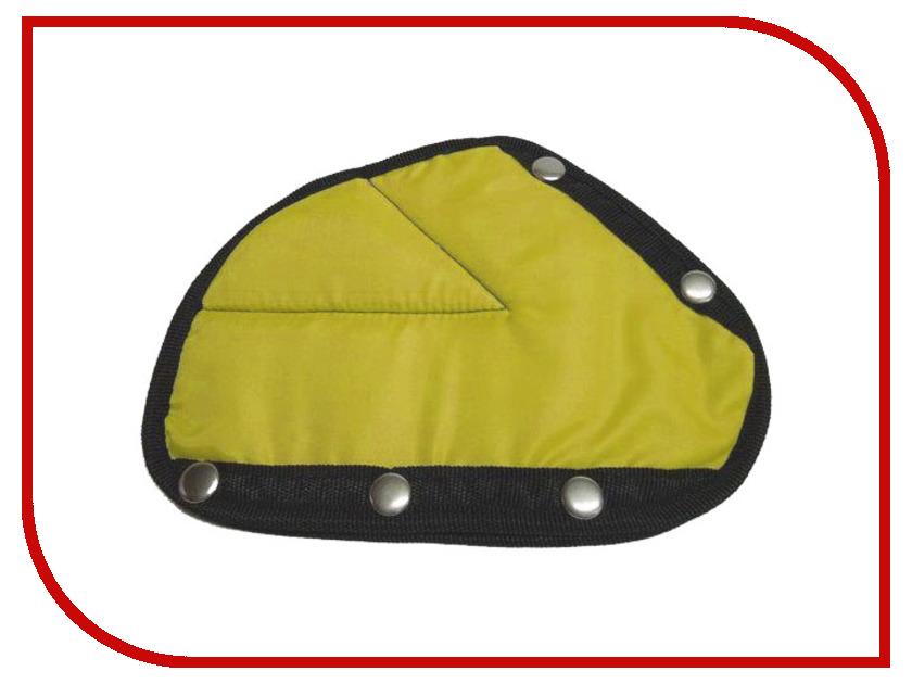 Аксессуар Адаптер для ремня безопасности Арго ДУУ3ж-15 Бамбино люксури Детский Yellow аксессуар адаптер для ремня безопасности арго дуу1 15 крепыш детский 2 крылый blue