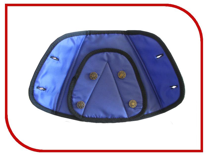 Аксессуар Адаптер для ремня безопасности Арго ДУУ2-15 Крепыш Детский 4-крылый Blue аксессуар адаптер для ремня безопасности арго дуу1 15 крепыш детский 2 крылый blue