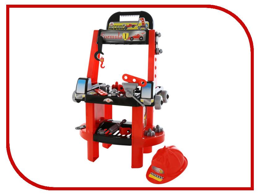 Игровой набор ПолесьеМеханик-супер 44693 мастерская игрушечная полесье полесье набор инструментов механик