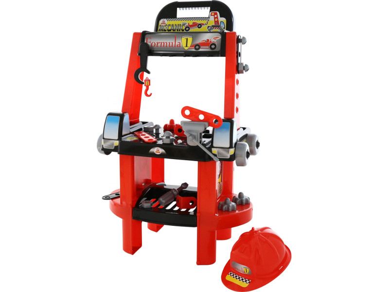 Игровой набор ПолесьеМеханик-супер 44693 все цены