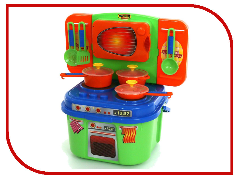 Игра Полесье Мини-кухня 40770