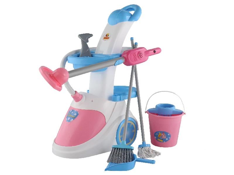 Игровой набор для уборки ПолесьеПомощница-5 54999
