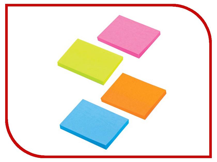 Фото - Стикеры Brauberg 38x51mm 200 листов 4 цвета 124807 стикеры для стен 60 90 nursery