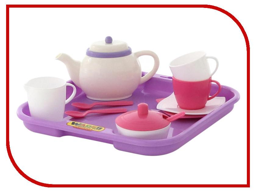 все цены на Игра ПолесьеНабор детской посуды Алиса 58959