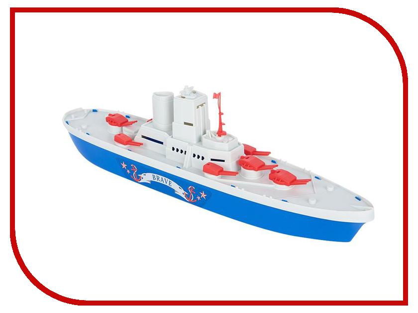 Игрушка Полесье Крейсер Смелый 56405 игрушка полесье агат 56429