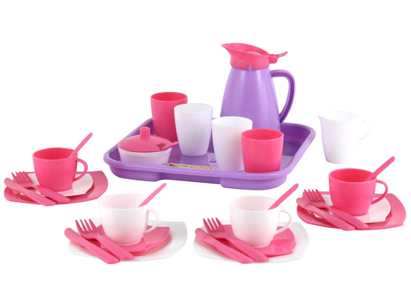 Набор посуды Полесье Алиса 40657