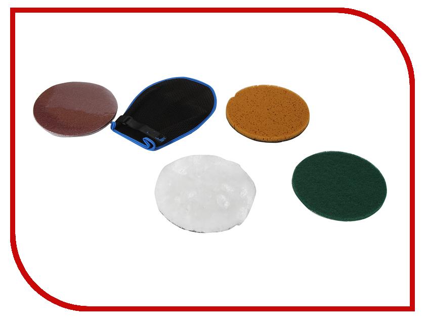 Набор для ручных полировально-шлифовальных работ Зубр ЭКСПЕРТ 3592-180-H11