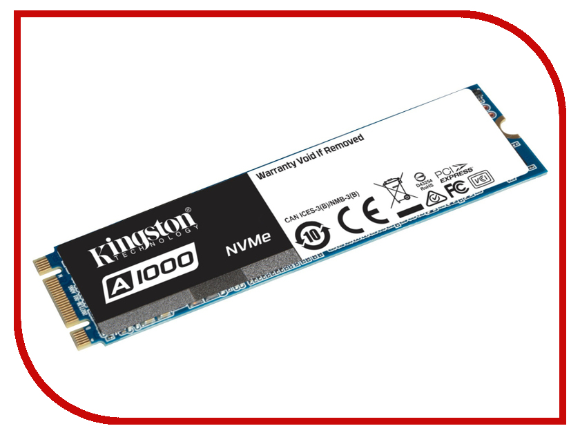 Жесткий диск 240Gb - Kingston A1000 SA1000M8/240G kingston ssdnow v300 240gb sv300s37a 240g