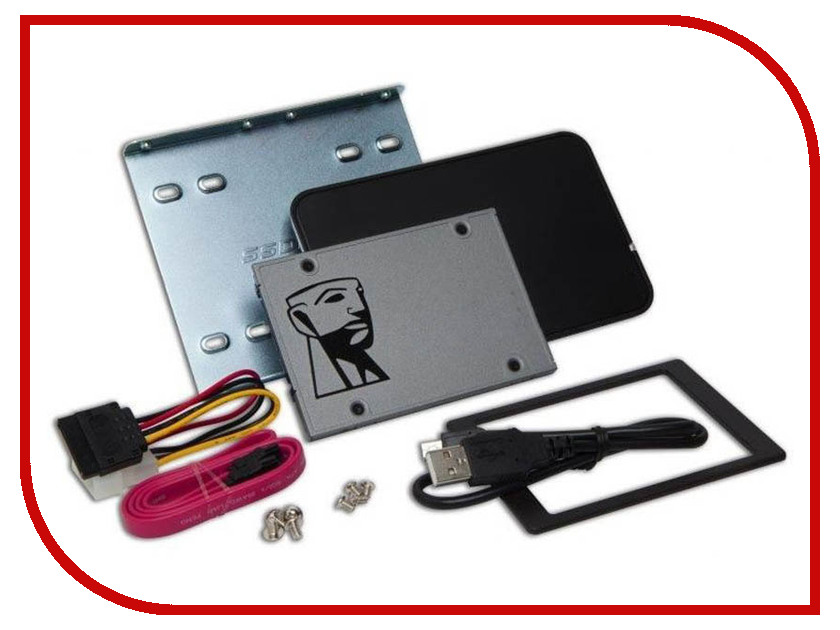 Жесткий диск 480Gb - Kingston UV500 SUV500B/480G