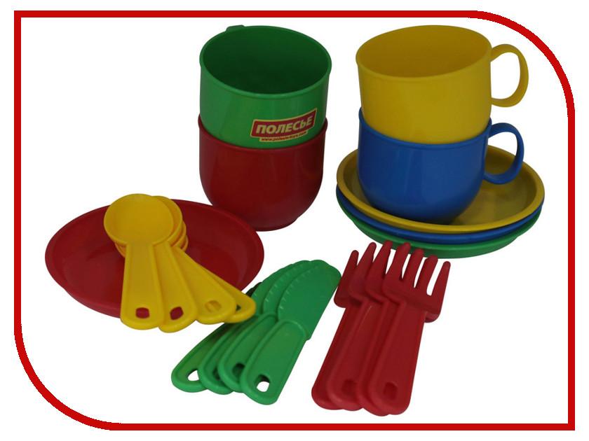 все цены на Игра ПолесьеНабор детской посуды Минутка 9578