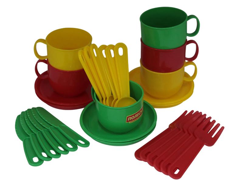 Набор посуды ПолесьеМинутка 9585