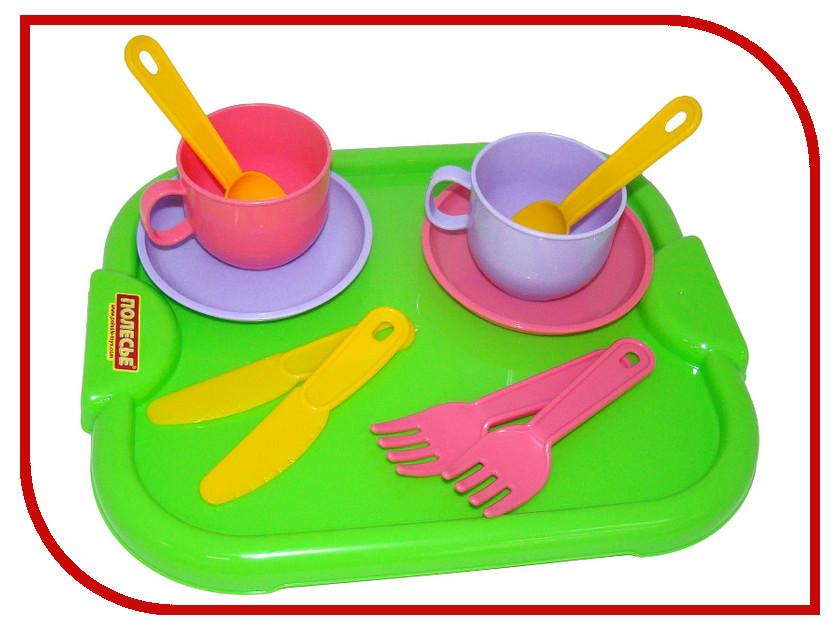 все цены на Игра ПолесьеНабор детской посуды Минутка 9516