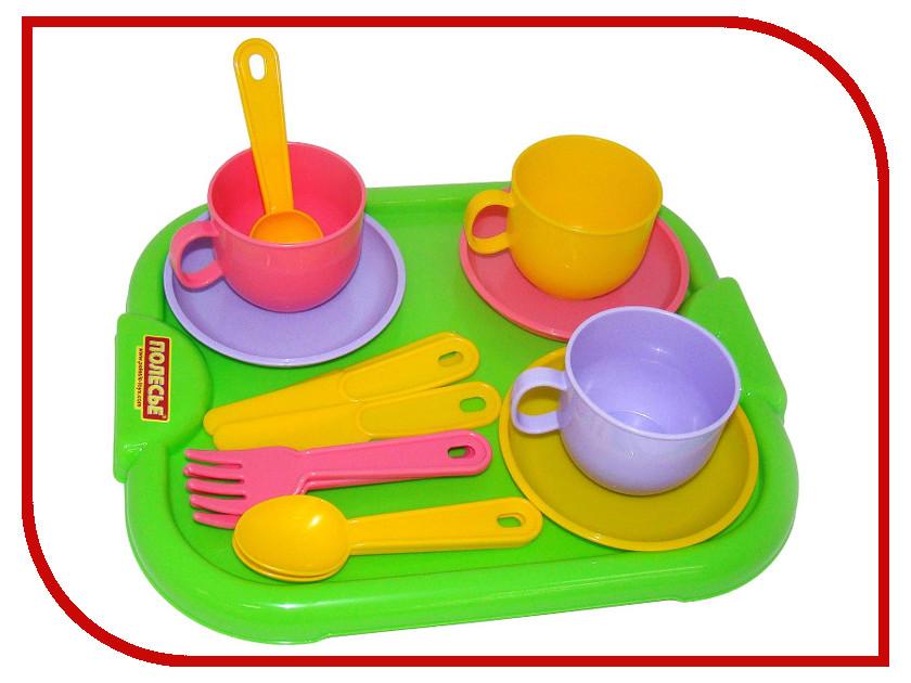 Игра ПолесьеНабор детской посуды Минутка 9523