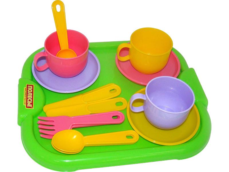 Набор посуды ПолесьеМинутка 9523