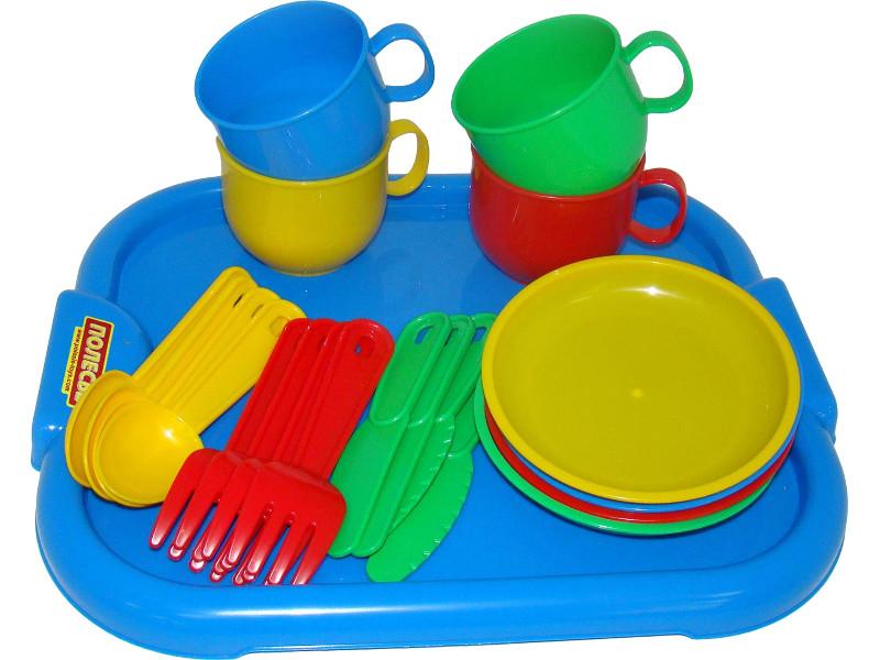 Набор посуды ПолесьеМинутка 9530