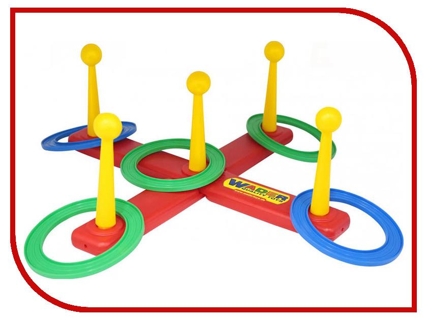 Настольная игра Полесье Игра Набрось кольцо 41388 настольная игра полесье игра поймай уточку для 4 х игроков 40558