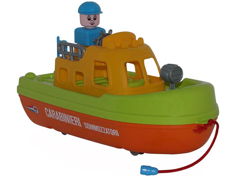 Лодка Полесье Катер Карабинер 47236