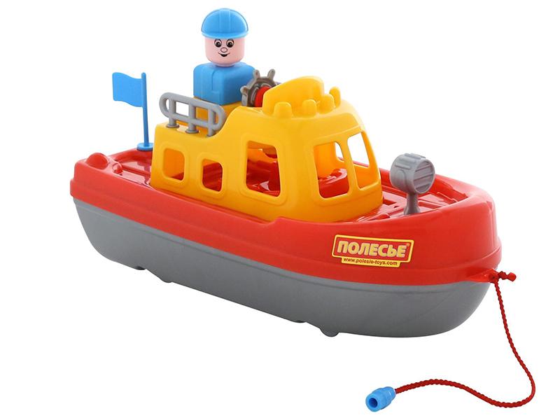 Лодка Полесье Катер Патруль 47212 лодка stellar катер анапа 1379