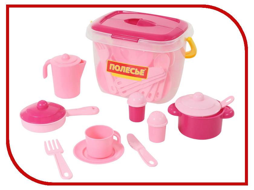 Набор посуды ПолесьеНастенька 56566 набор для создания мягкой игрушки настенька