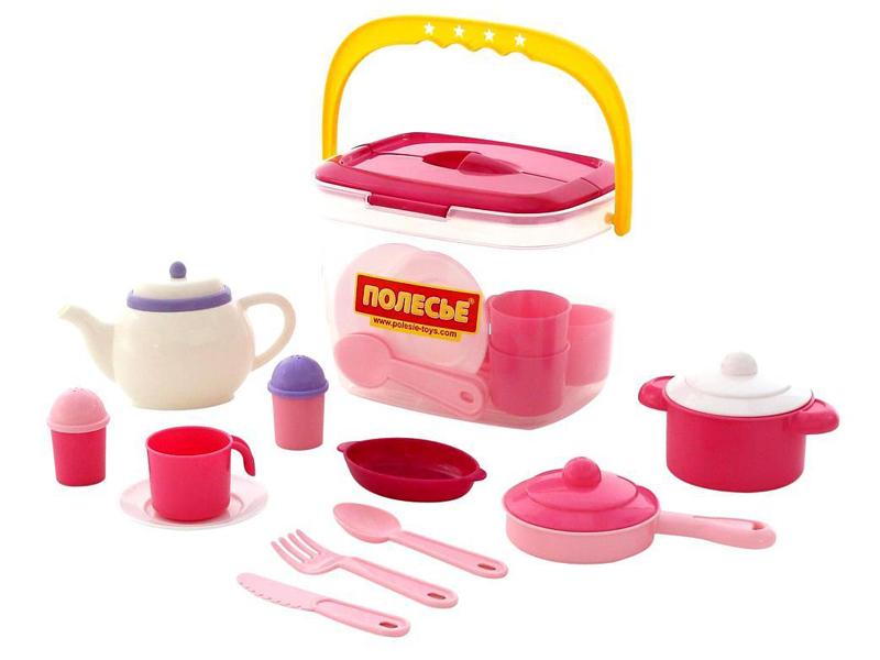 Набор посуды ПолесьеНастенька 59031