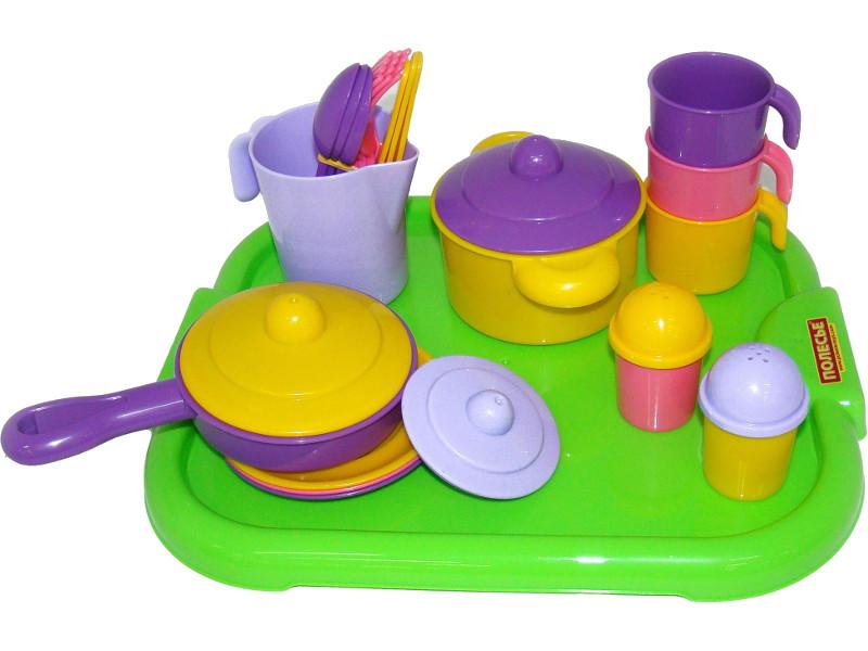 Набор посуды ПолесьеНастенька 3957