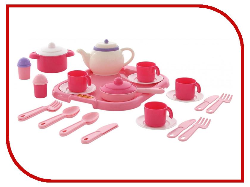Набор посуды ПолесьеНастенька 59024 набор для создания мягкой игрушки настенька