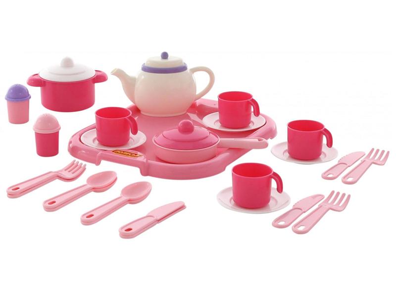Набор посуды ПолесьеНастенька 59024