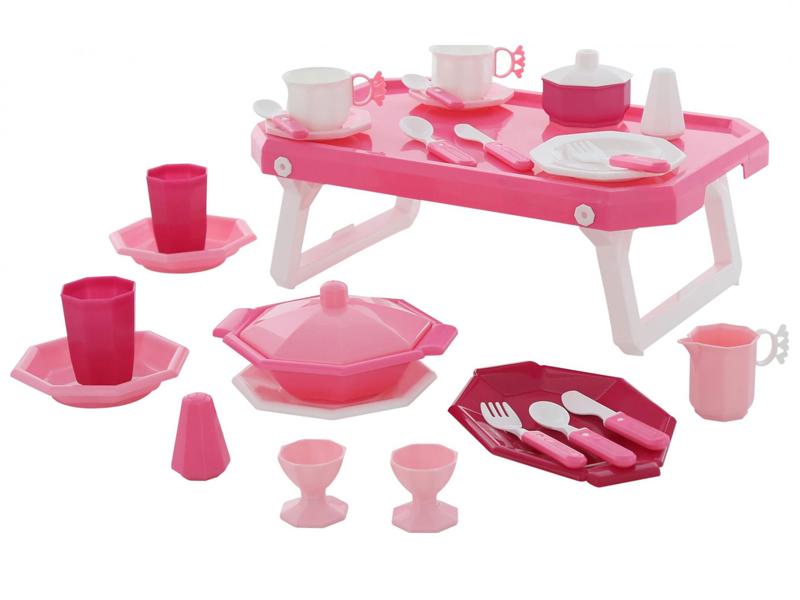 Набор посуды Полесье Ретро 61737