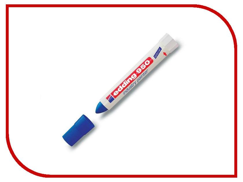 Маркер Edding E-950/3 10mm Blue 35724