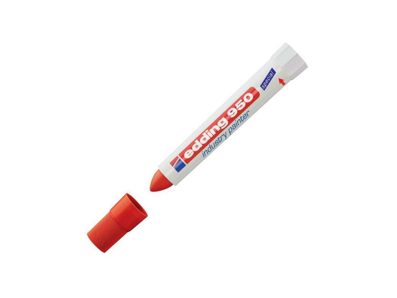 Маркер Edding E-950/2 10mm Red 35723