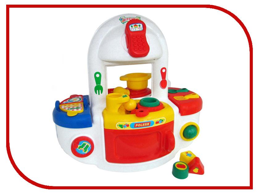 Игра Полесье Кухня 9197 игра полесьесервировочный столик 4960