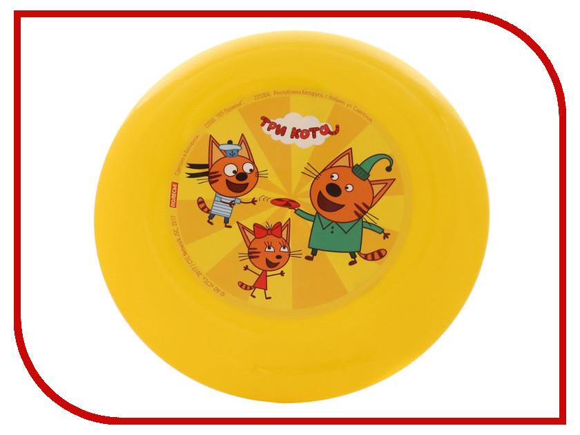 Игрушка Полесье Летающая тарелка Три кота 63205