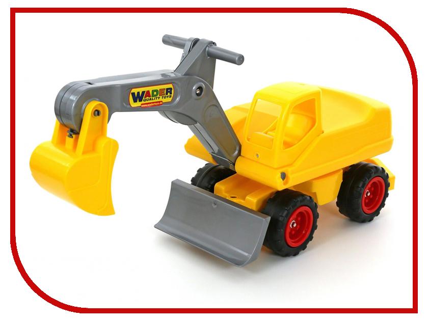 Игрушка Полесье Мега-экскаватор колёсный 38050 полесье полесье игрушка каталка mammoet volvo мега экскаватор колесный