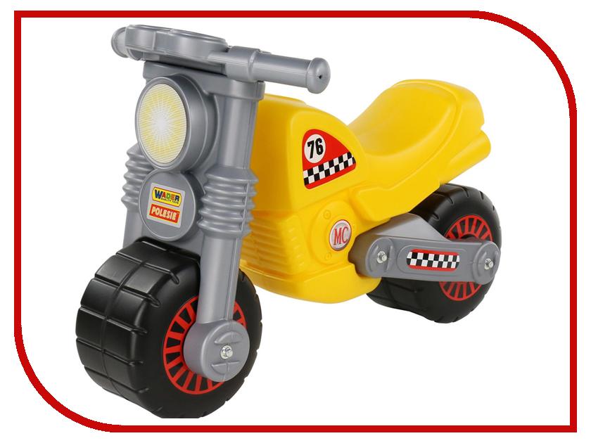 Каталка Полесье Мотоцикл Моторбайк 66275 каталка детская полесье полесье каталка мотоцикл мх