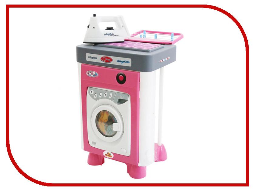 Игровой набор Полесье Carmen №2 со стиральной машиной 57907 игровой набор полесье carmen 5 с аксессуарами 58843