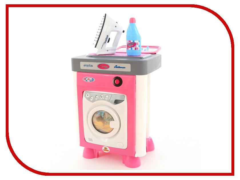 Игровой набор Полесье Carmen №2 со стиральной машиной 47939 полесье игровой набор baby glo 2