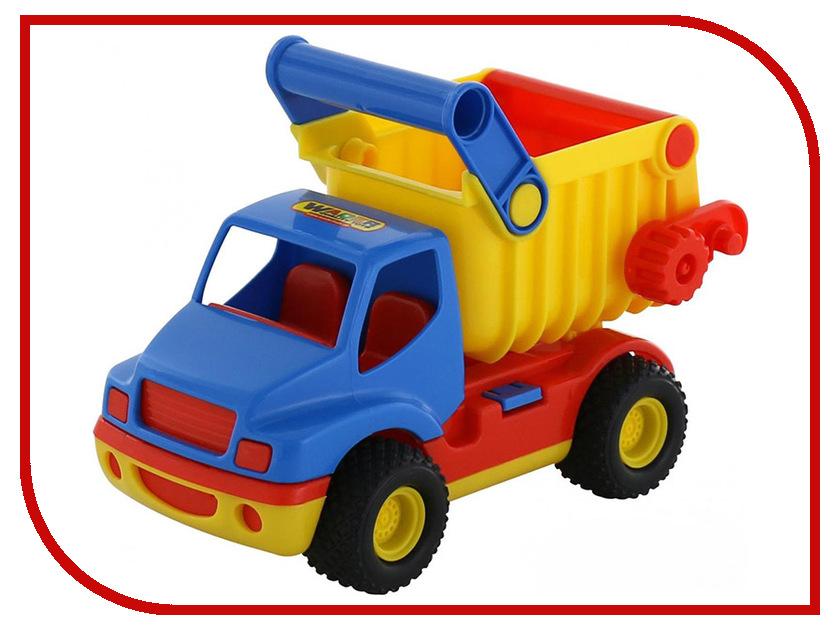 Игрушка Полесье КонсТрак автомобиль-самосвал 9654 игрушка полесье автомобиль тёма самосвал