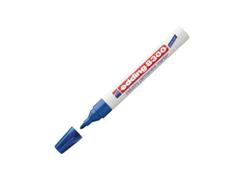 Маркер Edding E-8300/3 1.5-3mm Blue 515938 маркер edding e 143 3 b 1 3mm blue 537635