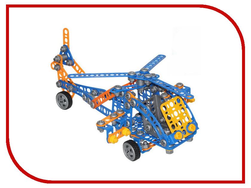 Конструктор Полесье Изобретатель - Вертолёт №2 232 дет. 55033 полесье изобретатель качели 122 эл
