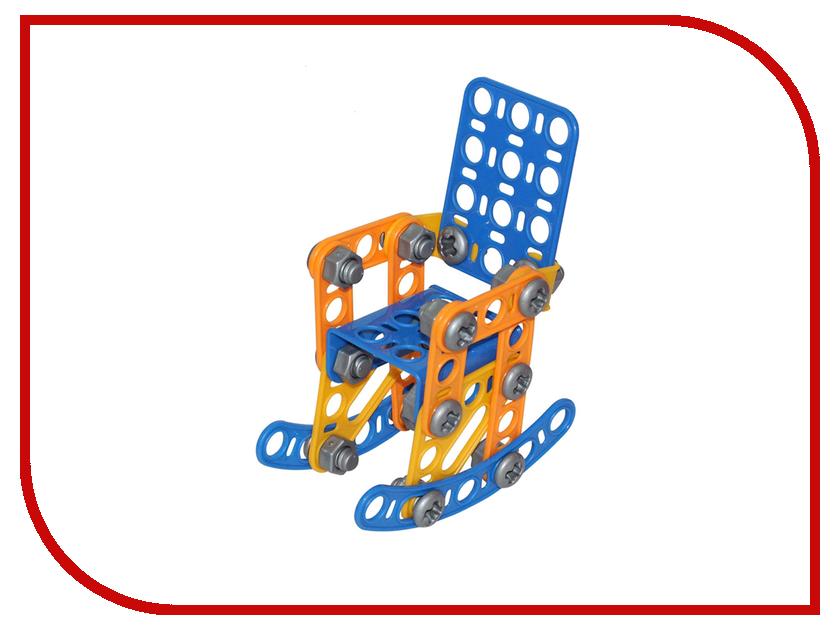 Конструктор Полесье Изобретатель - Кресло-качалка №1 58 дет. 55088 полесье изобретатель качели 122 эл