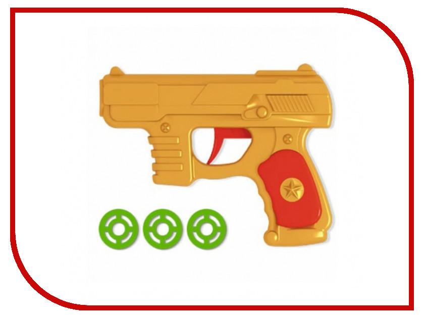 Игрушка Stellar Пистолетик дисковый 1364 игрушка stellar игрушка покатушка собачка 01394