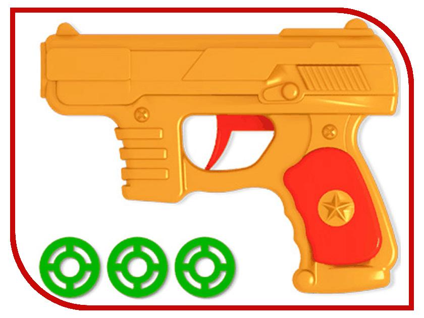 Игрушка Stellar Пистолетик дисковый 1361 игрушка stellar игрушка покатушка собачка 01394