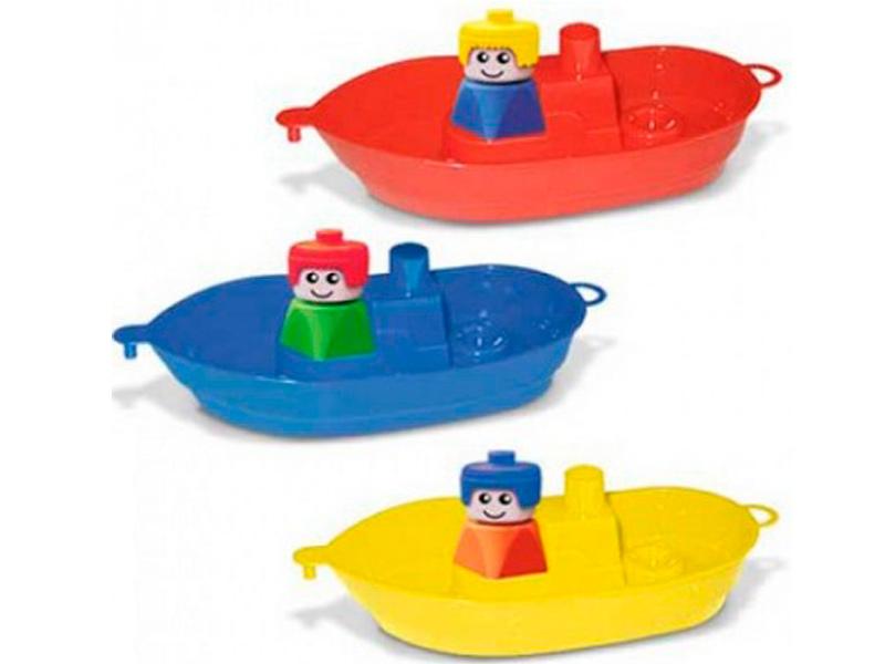 Лодка Stellar Кораблики (3шт) 1239 игрушка stellar кораблики 3шт 1239