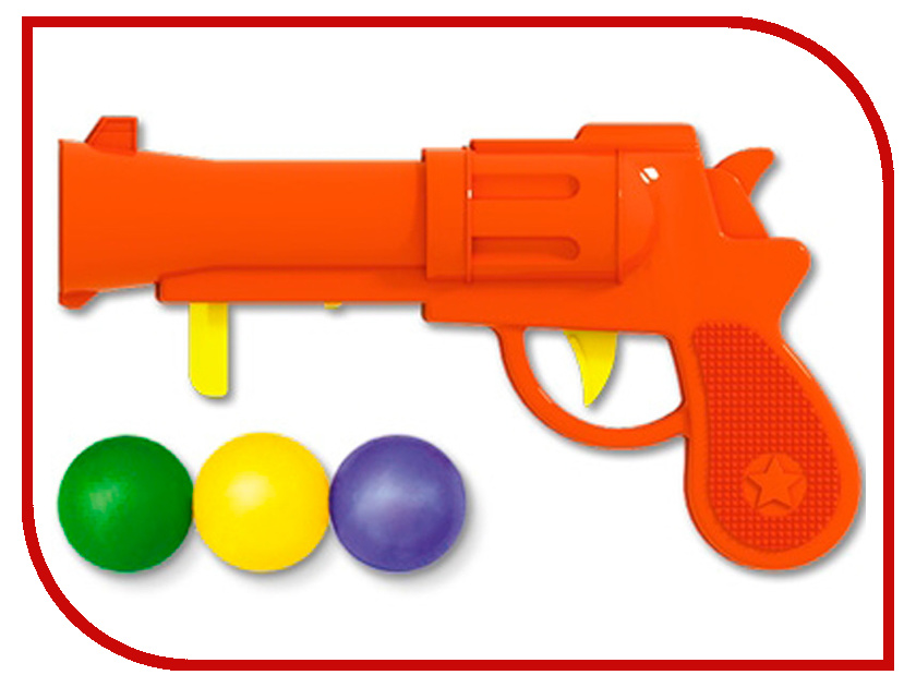 Игрушка Stellar Пистолет 1304