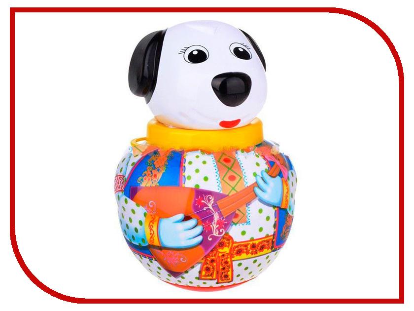 Неваляшка Stellar Собачка Бим 1731 игрушка stellar игрушка покатушка собачка 01394