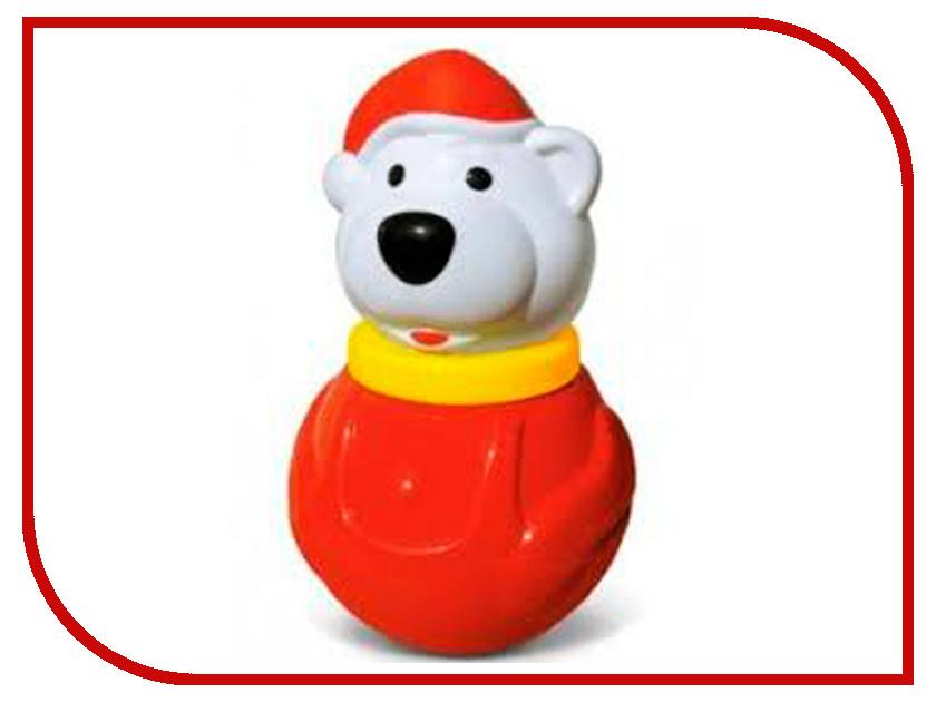 Неваляшка Stellar Белый медведь 1609 гиря iron head медведь 32 0 кг