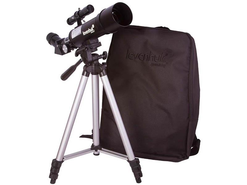 Фото - Телескоп Levenhuk Skyline Travel 50 телескоп levenhuk skyline travel sun 50
