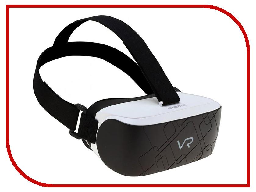 Фото - Очки виртуальной реальности Digma VR L42 шлем виртуальной реальности sony playstation vr cuh zvr2 игра vr worlds
