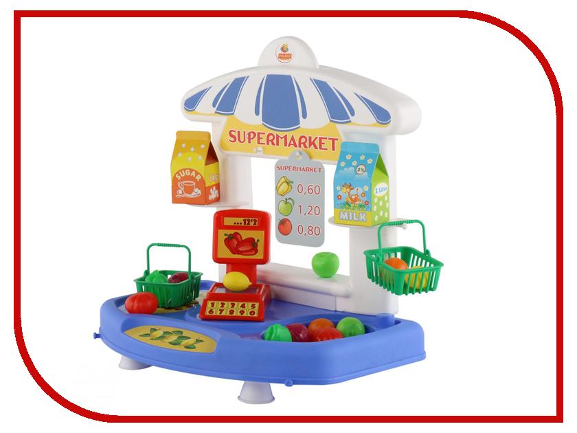 Игра Полесье Супермаркет Алеся 58782 модульная кухня алеся